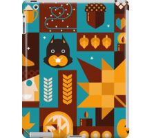 Fall Concept iPad Case/Skin