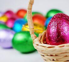 Easter eggs by Sami Sarkis