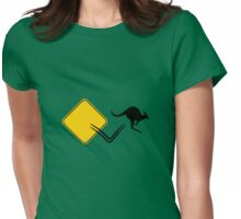 Break out Womens Fitted T-Shirt