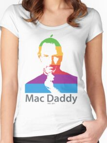 Mac Daddy Women's Fitted Scoop T-Shirt