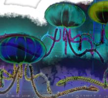 Unidentified Flying Objects Sticker