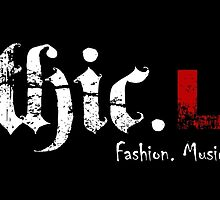Gothic.Life (striped) by GothicLife