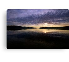 Earth, Sky & Water - Narrabeen Lakes, Sydney, Australia - The HDR Experience Canvas Print