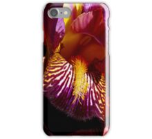 colorful iris i-phone iPhone Case/Skin