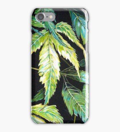 Leaves iphone Case iPhone Case/Skin