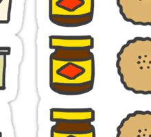 5SOS Favorite Foods Sticker