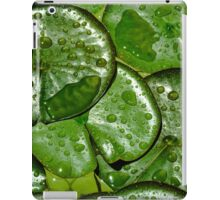 lilly pad  iPad Case/Skin