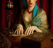 The Fortune Teller by tobeconfirmed