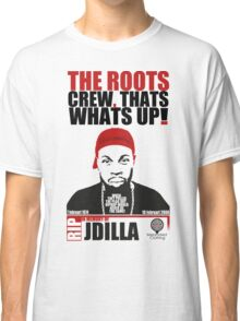 TRIBUTE TO THE GREAT J DILLA Classic T-Shirt
