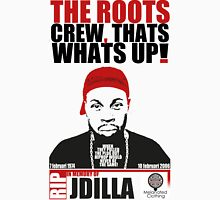 TRIBUTE TO THE GREAT J DILLA Unisex T-Shirt