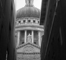 St. Paul´s Cathedral by Anitajuli