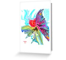 Butterfly's Greeting Card