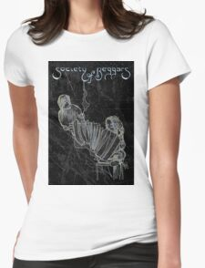 Squeezebox Womens Fitted T-Shirt