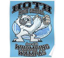 WHOMPING WAMPAS Poster