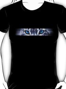 Snow Leopard Eyes T-Shirt