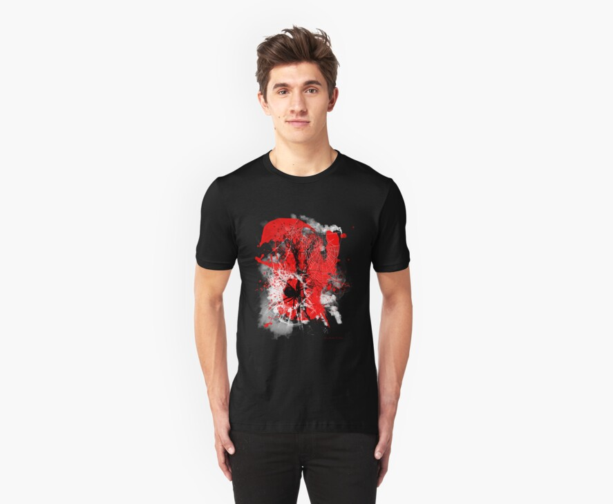 Just Another T-Shirt - Web by MichaelJPenney