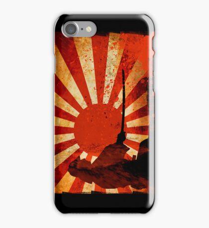 The Rising Sun iPhone Case/Skin