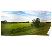Avebury Panoramic Poster