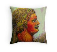 Il Romano Throw Pillow
