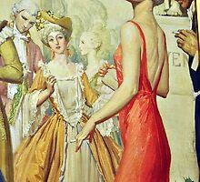 Fashion Stakes by Karen E Camilleri