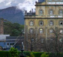 Cascade Brewery, Hobart Sticker