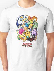 Adventure Time Cartoon T-Shirt