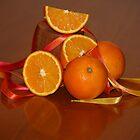 Oranges On Orange by aussiebushstick