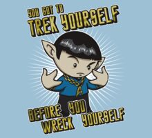 TREK yourself Baby Tee