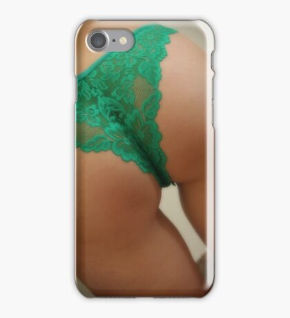 What a Behind! iPhone Case/Skin