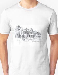 Kensington Primary School Melbourne. Elizabeth Moore Golding© T-Shirt
