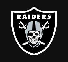 Oakland Raider Skull Unisex T-Shirt