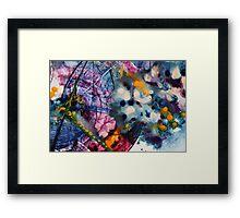Opus - Nineteen Framed Print