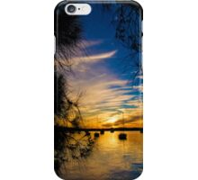 Noosa River Sunset iPhone case iPhone Case/Skin
