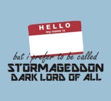 Stormageddon by TeddyIchneumon
