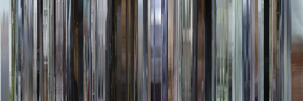 Moviebarcode: Attenberg (2010) by moviebarcode