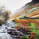 The Stream by Jan Szymczuk