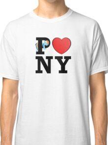 I <3 PONY Classic T-Shirt