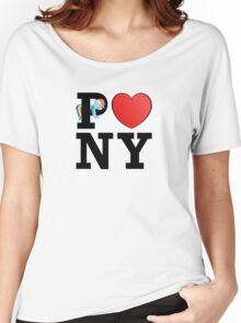 I <3 PONY Women's Relaxed Fit T-Shirt