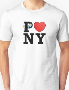 I <3 PONY T-Shirt