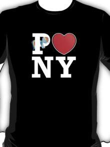 I <3 PONY (BLACK) T-Shirt
