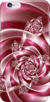 iphone Silky Ribbons by plunder