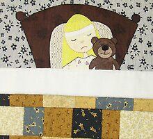 Carwyn The Magic Teddy Bear by julie bull
