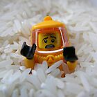 Lego Rice by arlain