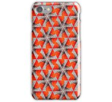 Kaleidoscope Design - 2 iPhone Case/Skin