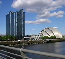 The Armadillo On The Clyde 1, Glasgow by MagsWilliamson