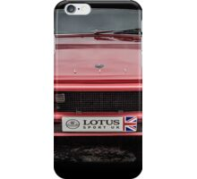 A Classic Lotus Elite iPhone Case/Skin
