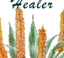 Nature's Ultimate healer  Sticker