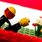 Lego Love (protection) by Shelly Still