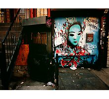 Urban Fragments - Lower East Side - New York City Photographic Print