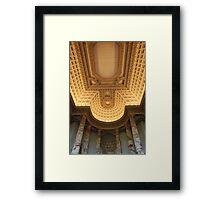 Holkham Hall  Framed Print
